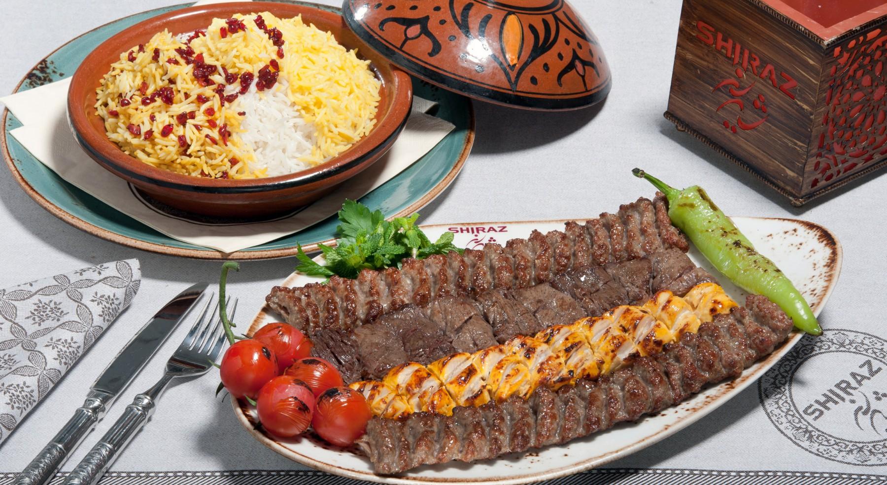 Shiraz Restaurant Darmstadt  Persisch orientalische Spezialitäten