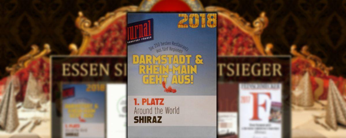 Restaurant Shiraz Darmstadt | Darmstadt & Rhein-Main geht aus Platz 1